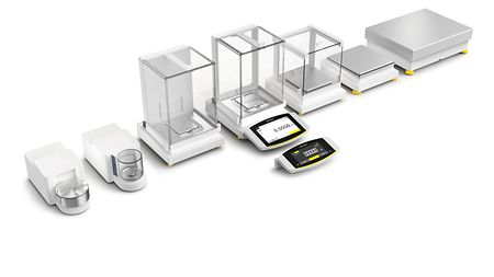 Cubis® II laboratory balance offer fully customizable hardware, software, and connectivity